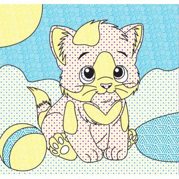 Водні розмальовочки Чарівна розмальовочка  Jumbi: Кумедні тваринки (у)