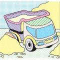 Водні розмальовочки Чарівна розмальовачка  Jumbi:Машинки (у)