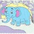 Водні розмальовочки Чарівна розмальовачка  Jumbi: Джунглі (у)