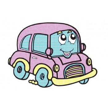 Водні розмальовочки: Веселий транспорт (у)