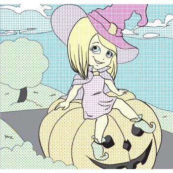 Водні розмальовочки Чарівна розмальовочка  Jumbi: Для дівчаток (у)