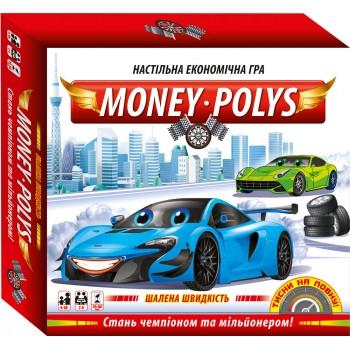 Настільна економічна гра. Money polys. Шалена швидкість